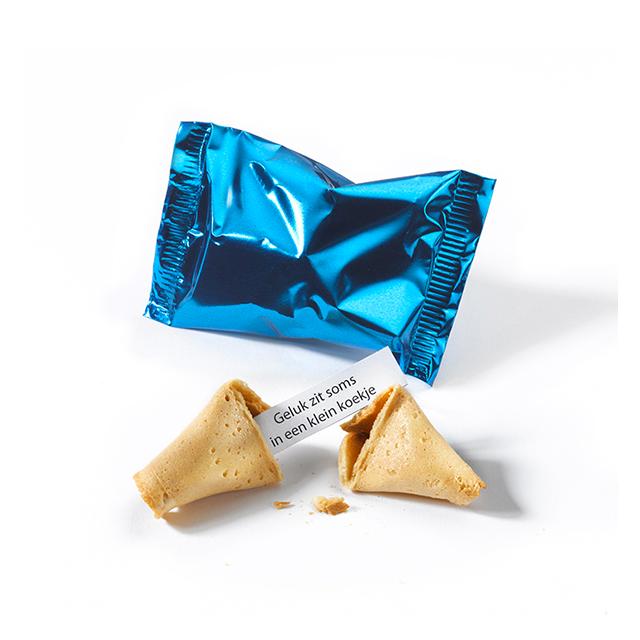Fortune Cookie | eigen tekst | standaard folie