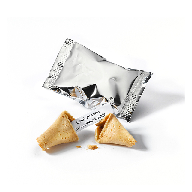 Fortune Cookie | thema tekst | standaard folie