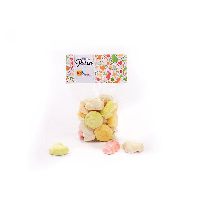 Paasschuimpjes in zakje - 100 gram