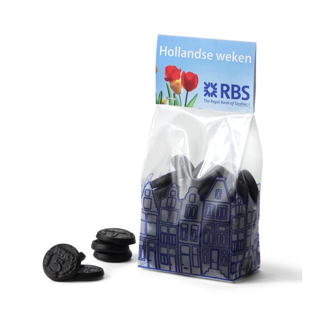 Zakje Hollands snoepgoed