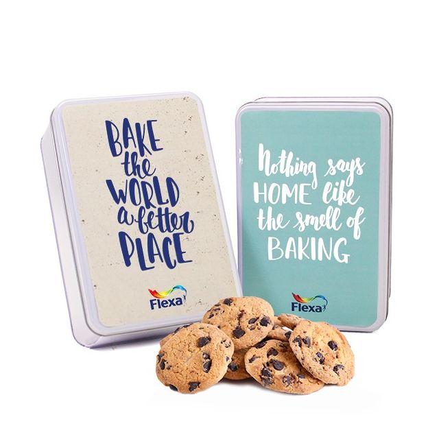 Bakblik Chocolate chip Cookies
