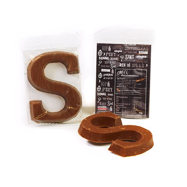 Schoenletter S, 40 gram