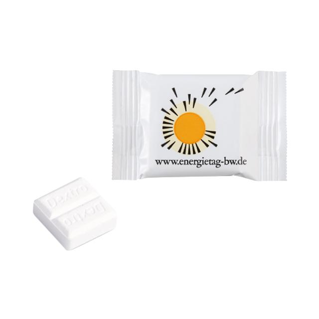 Dextro Energy in eigen verpakking