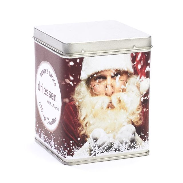 Kerst thee in blik - 100 gram