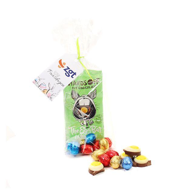 Paasreep met chocolade eieren