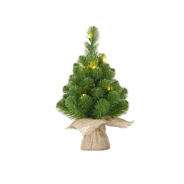 Kunstkerstboom inclusief verlichting