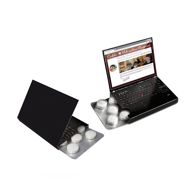 Mint blister laptop