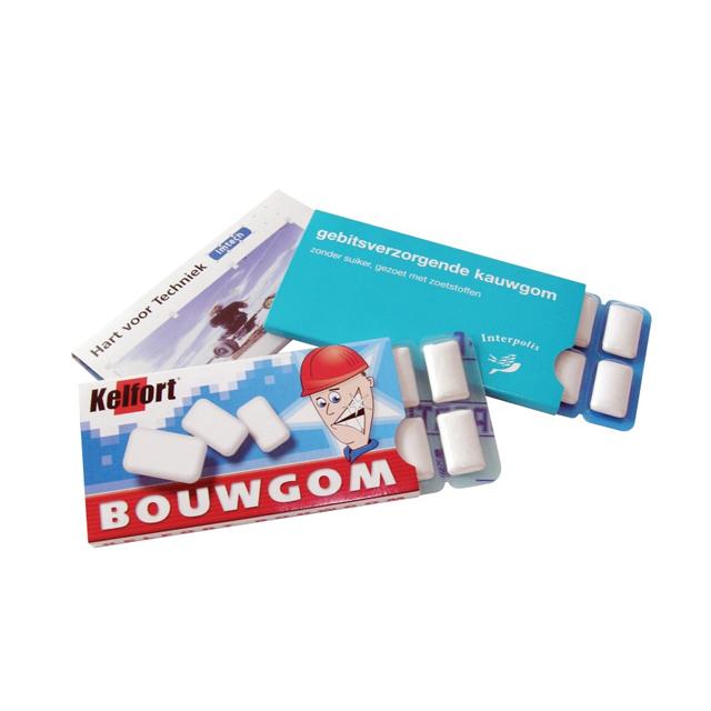 Pakje Sportlife kauwgom