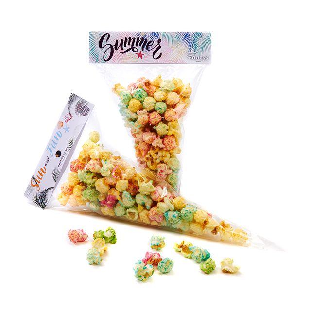 Popcorn in puntzak