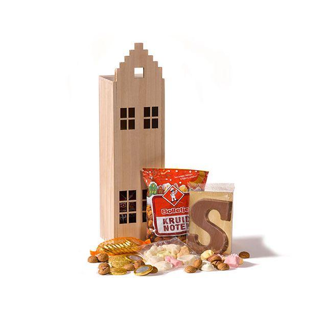 Het Sinterklaashuis-pakket