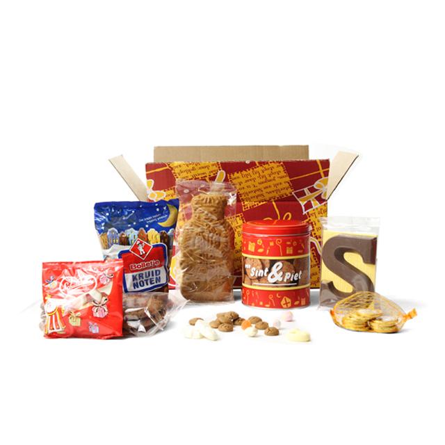 Het Sinterklaaspakket