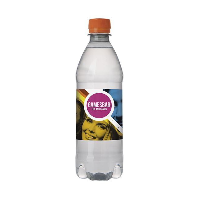 Flesje bronwater 50 cl
