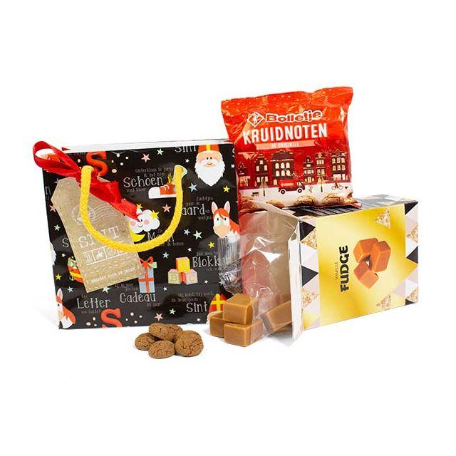 Sinterklaas Fudge