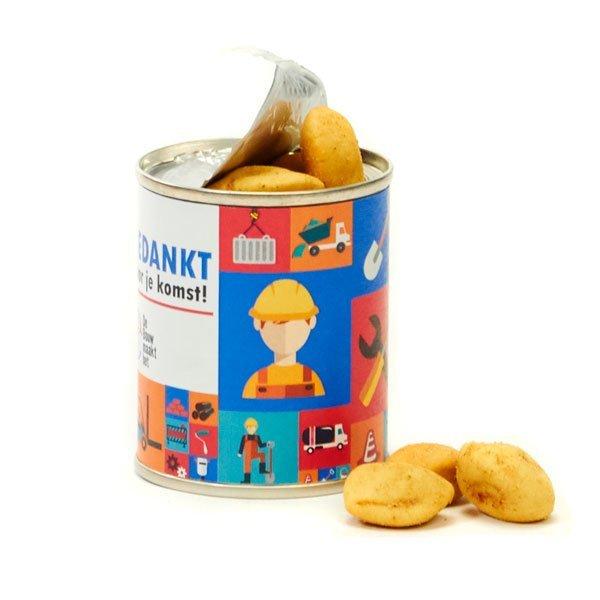 Go nuts noten blikje