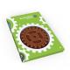 Reliëf chocolade met eigen logo - tandwiel