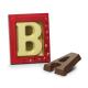 Chocoladeletter A t/m Z, 80 gram