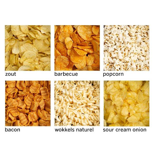 Chips smaken
