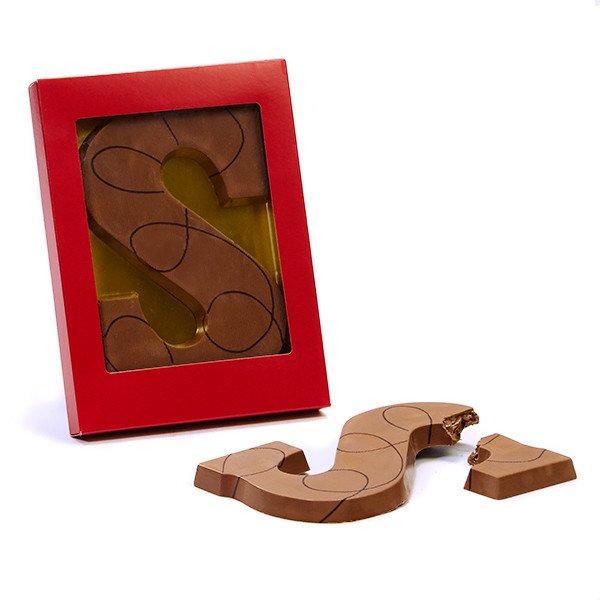 Chocoladeletter S Nutella