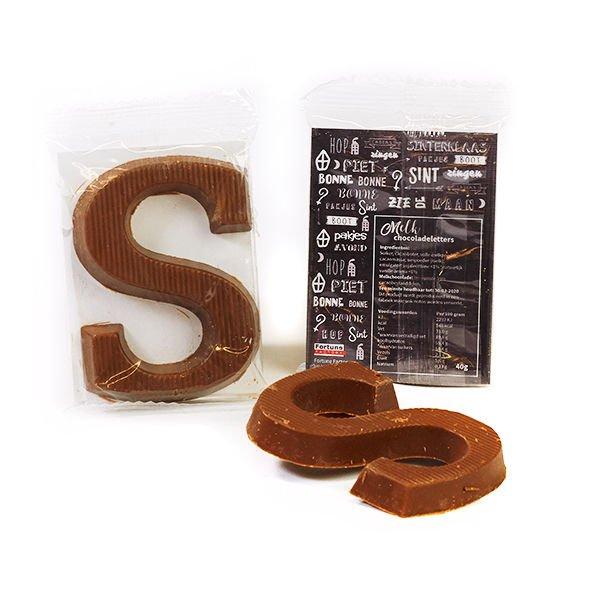 Schoenletter S - 40 gram