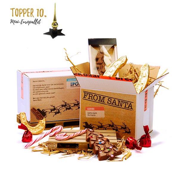 Europallet topper 10