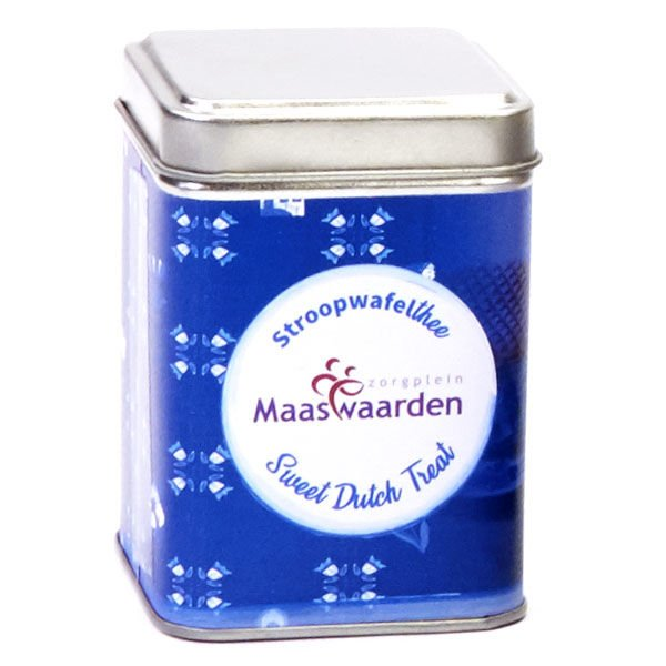 Stroopwafelthee in Blik - 50 gram
