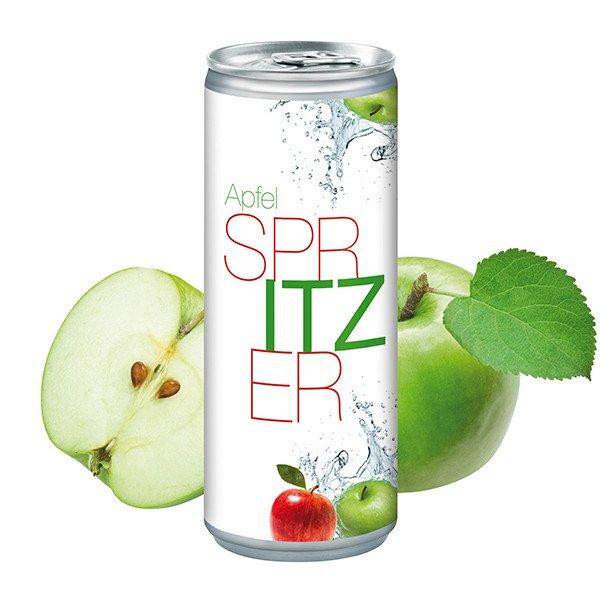 Blikje Apple Spritzer - budget
