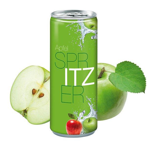 Blikje Apple Spritzer - premium
