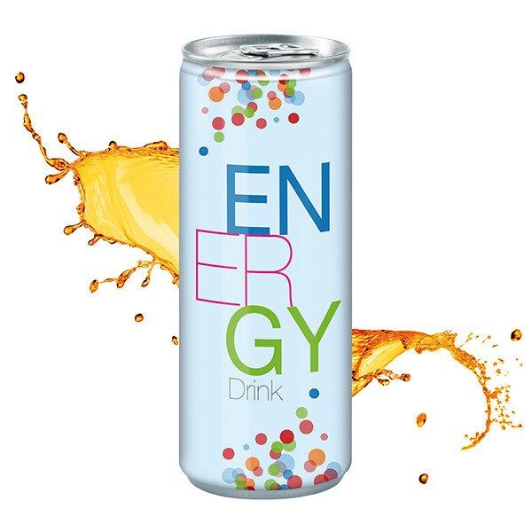 Energy Drink blikje - premium