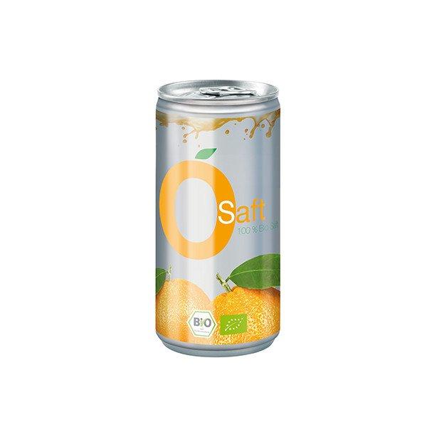 Biologische Sinaasappelsap - basic transparant