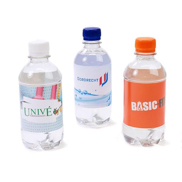 Flesjes mineraalwater 33 cl