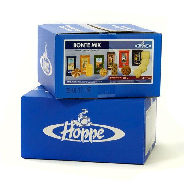 Hoppe koffiekoekjes - Bonte Mix