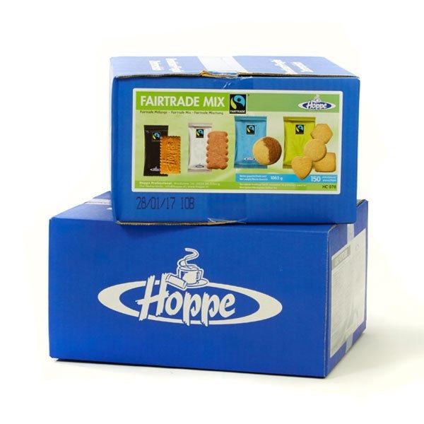 Hoppe Fairtrade koffiekoekjes