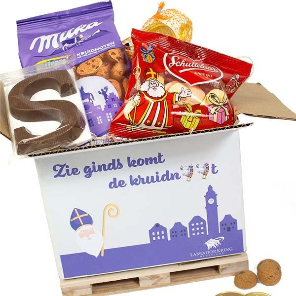 Mini europallet Milka