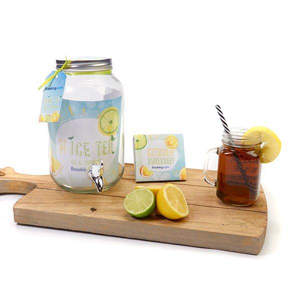 nice ice tea plank