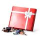 Postgeschikte geschenkverpakking