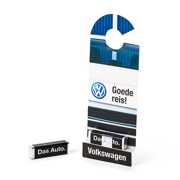 Spiegelhanger giveaway - Volkswagen