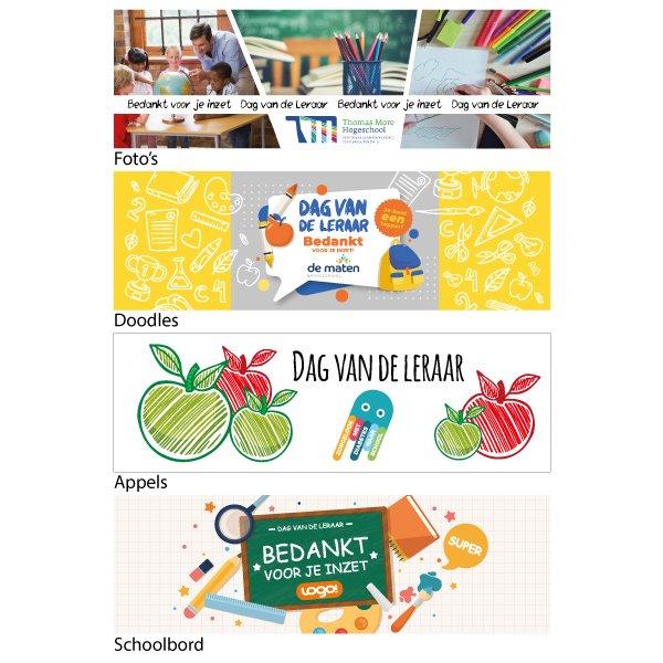 Dag van de leraar ontwerpen
