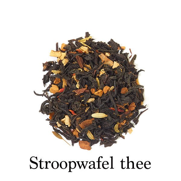 Stroopwafel Thee