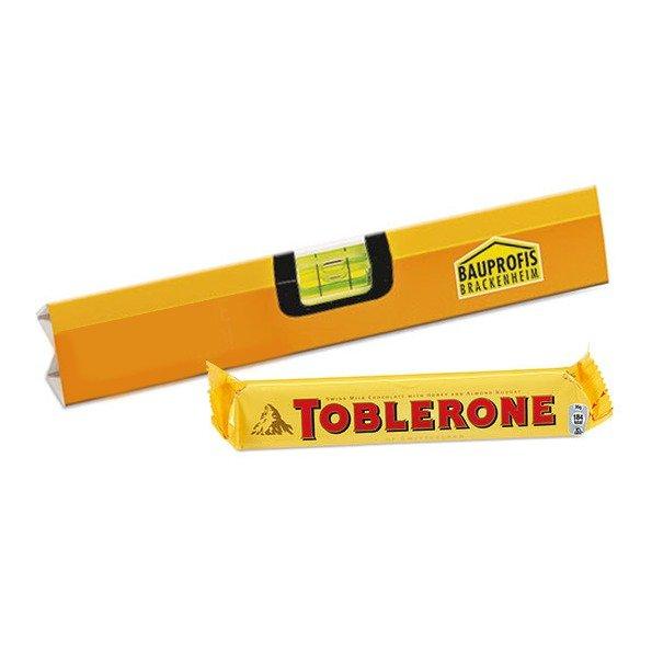 Toblerone in eigen verpakking