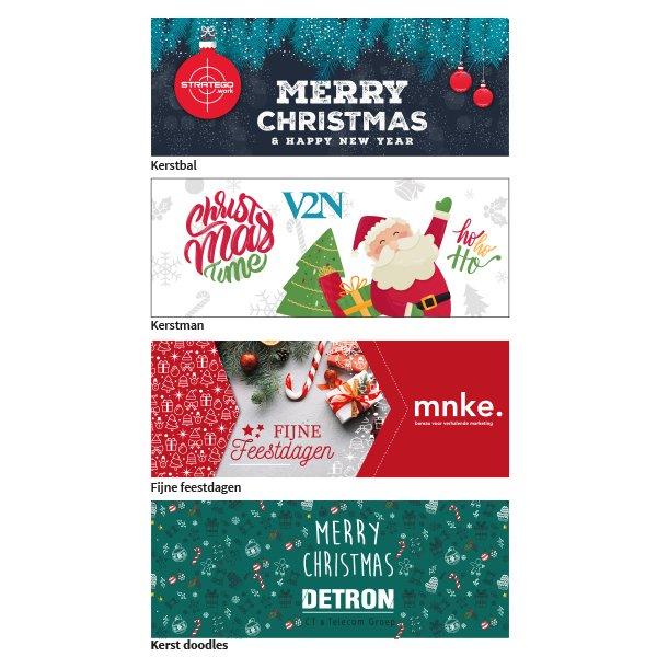 Standaard ontwerpen Kerst