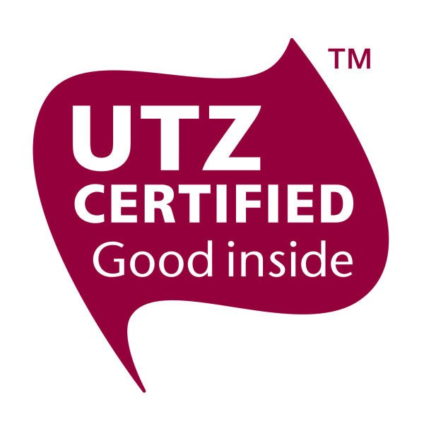 UTZ certified - 3 chocoladeletters A t/m Z in sleeve