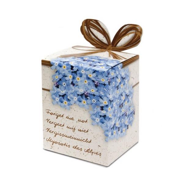 Vergeet-ons-nietjes in doosje