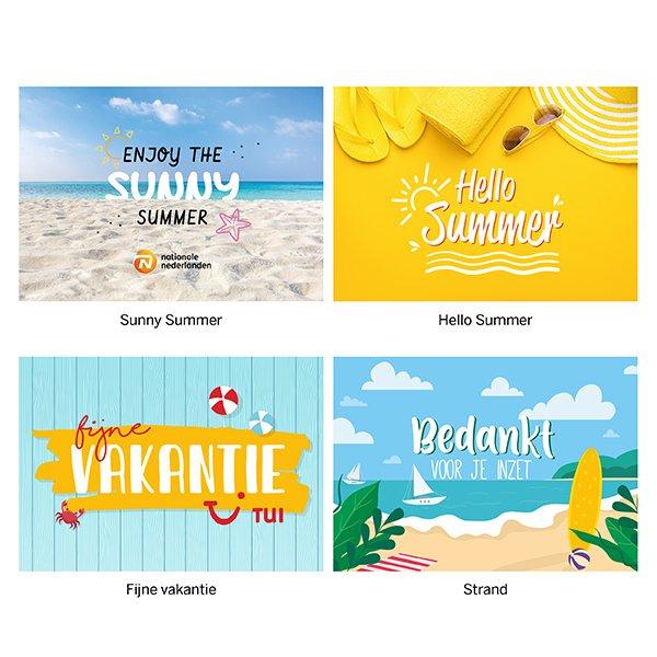 zomer ontwerpen