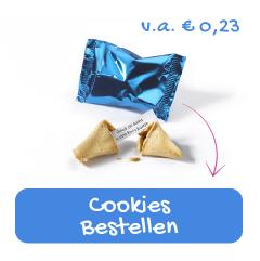 Fortune cookies bestellen