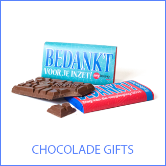Chocolade gifts