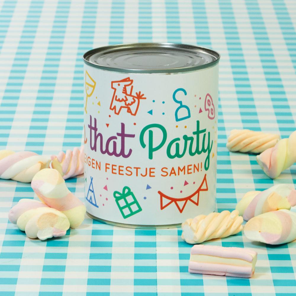 Een feestje? Let's Pimp that Party!