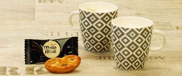 Horeca: koffiekoekje - cadeautje bij de koffie