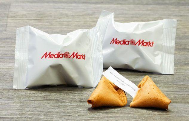 Mediamarkt Fortune Cookies