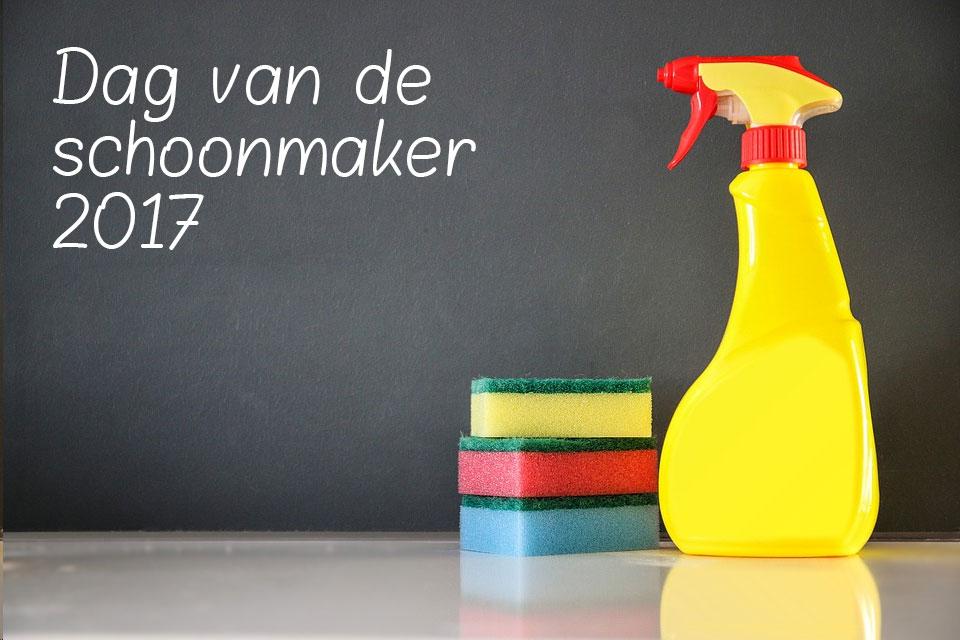 Dag van de schoonmaker