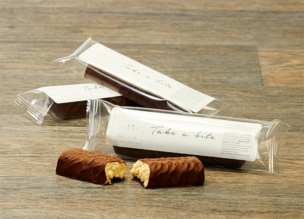 Spa Retreat La Forêt: verantwoorde snack ter promotie!